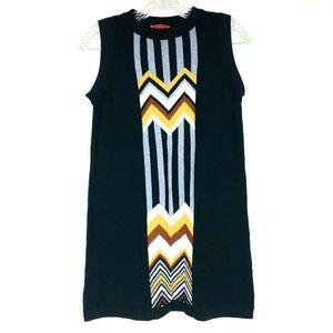 MISSONI (Target) FAMIGLIA Sweater Dress Chevron